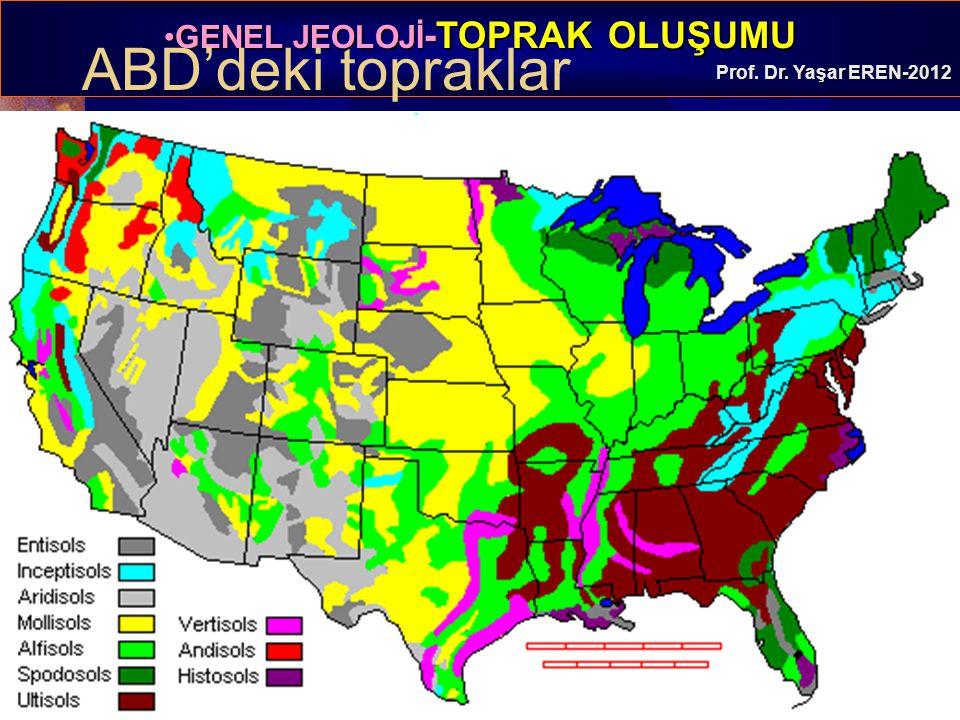 ABD'deki topraklar