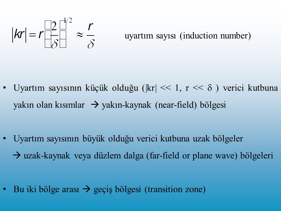 uyartım sayısı (induction number)