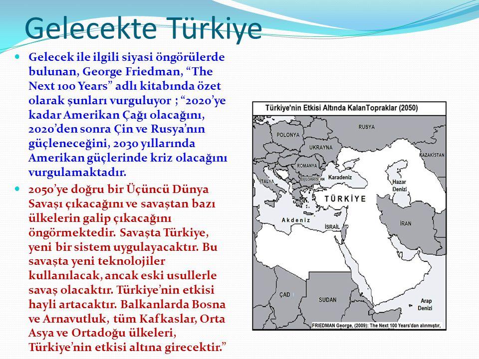 Gelecekte Türkiye