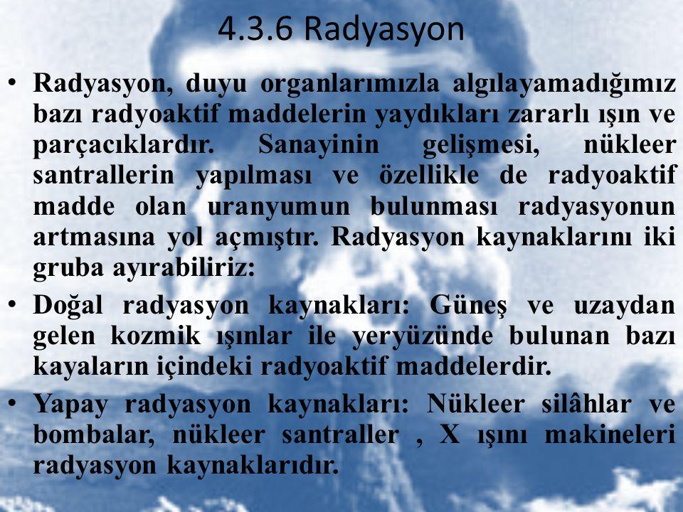 4.3.6 Radyasyon