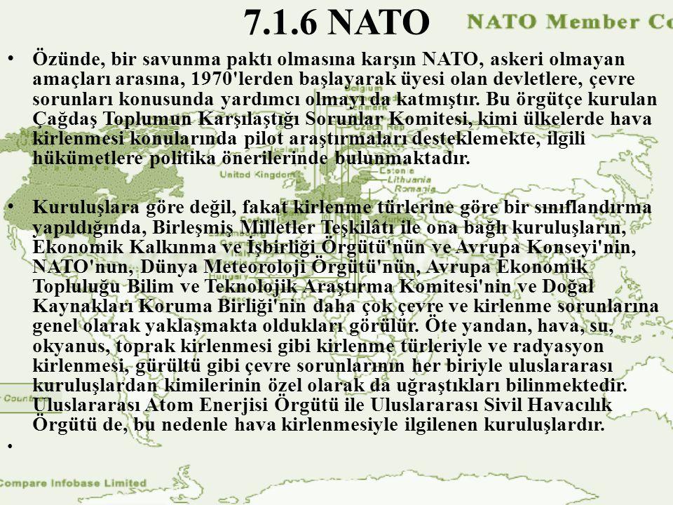 7.1.6 NATO
