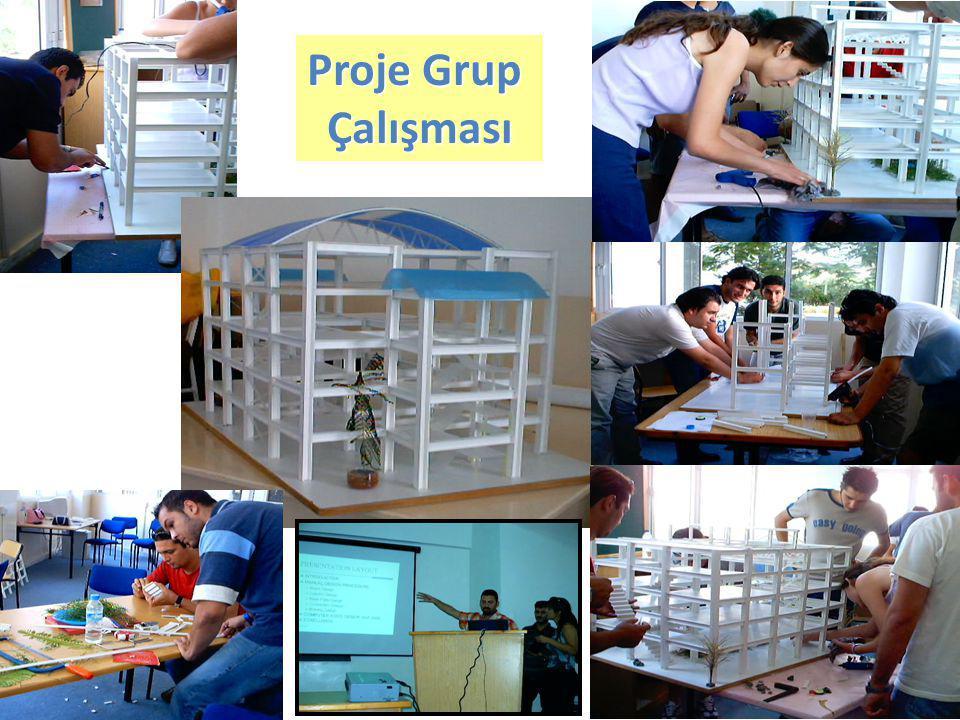 Proje Grup Çalışması