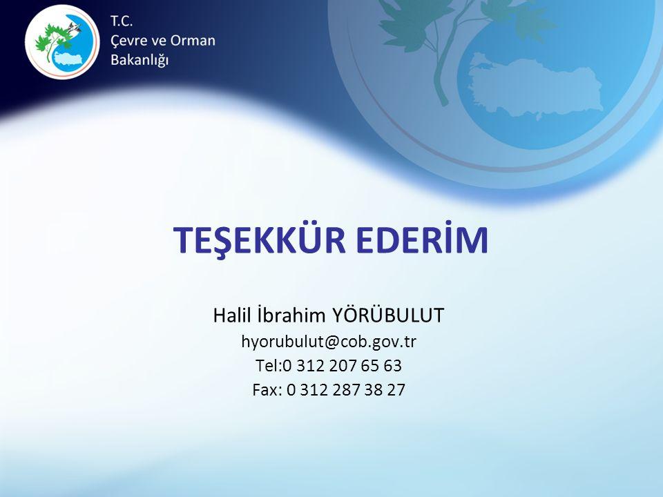Halil İbrahim YÖRÜBULUT
