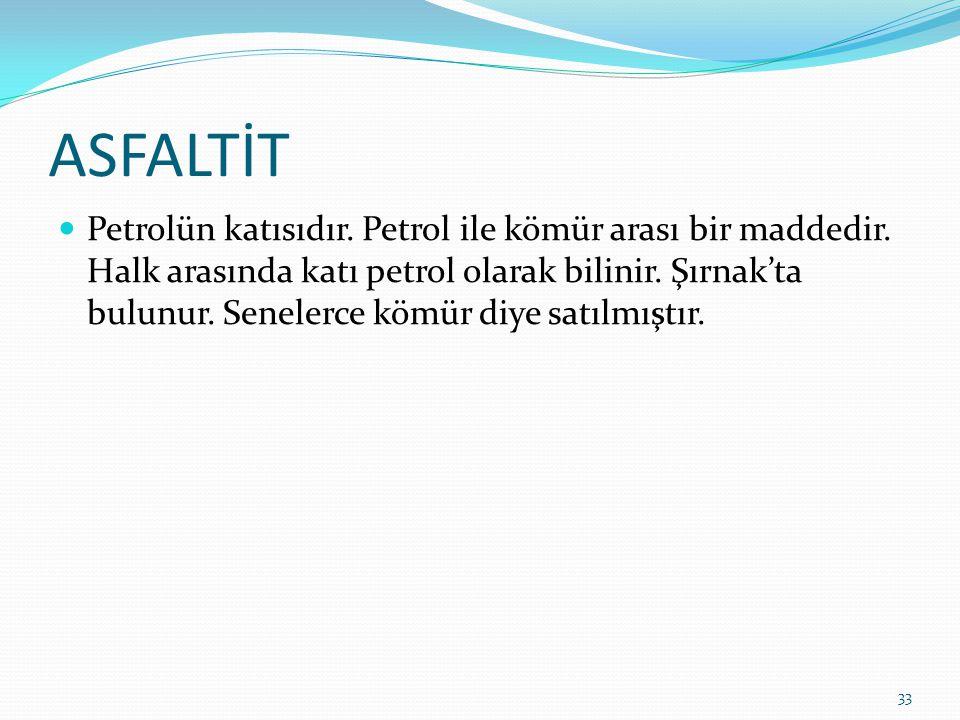 ASFALTİT