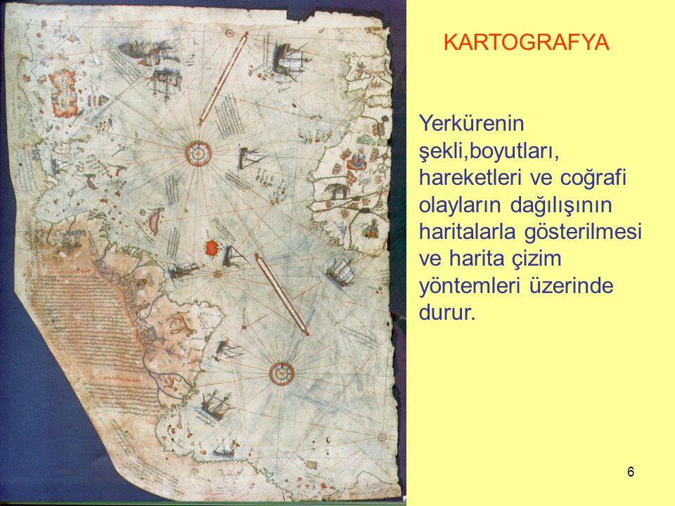 KARTOGRAFYA