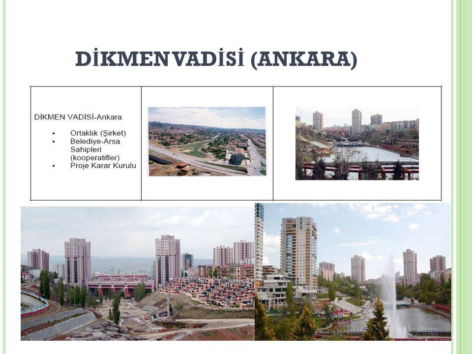 DİKMEN VADİSİ (ANKARA)