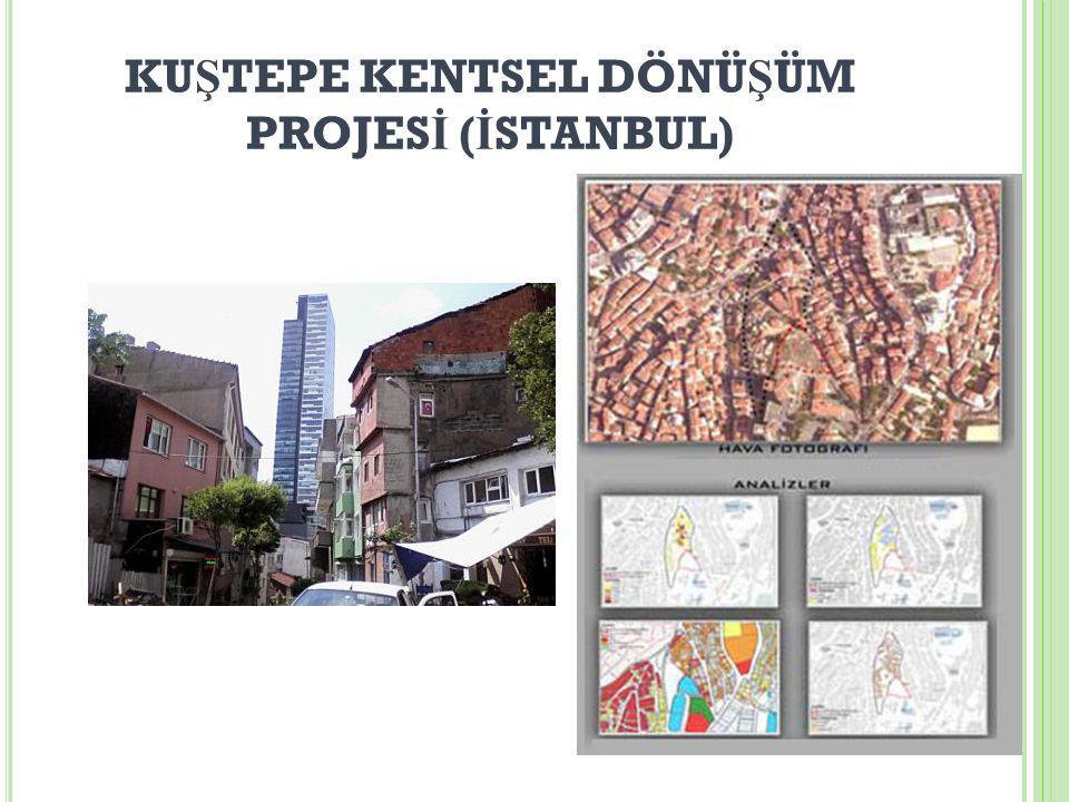 KUŞTEPE KENTSEL DÖNÜŞÜM PROJESİ (İSTANBUL)