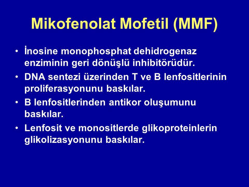 Mikofenolat Mofetil (MMF)