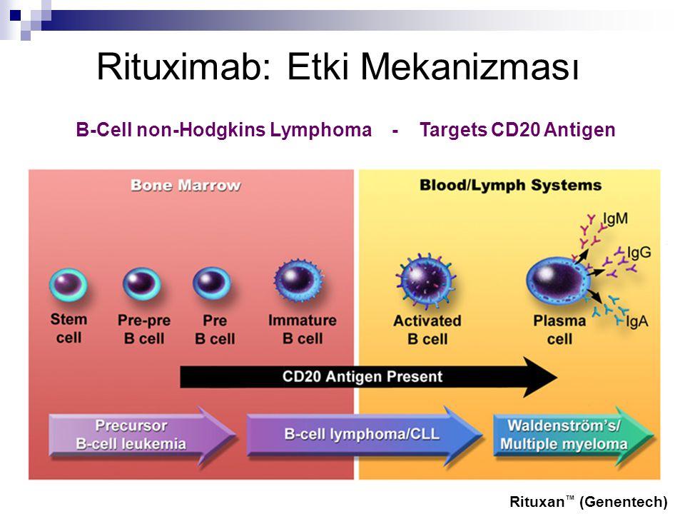 Rituximab: Etki Mekanizması
