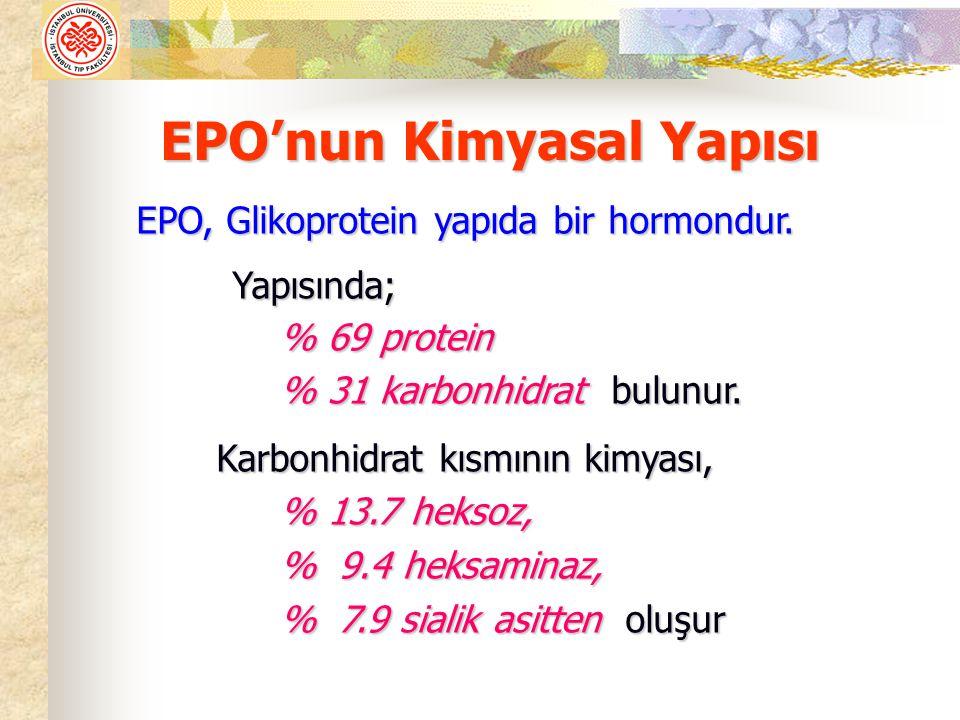 EPO'nun Kimyasal Yapısı