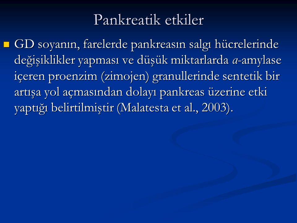 Pankreatik etkiler