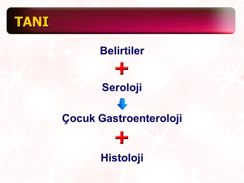 Çocuk Gastroenteroloji
