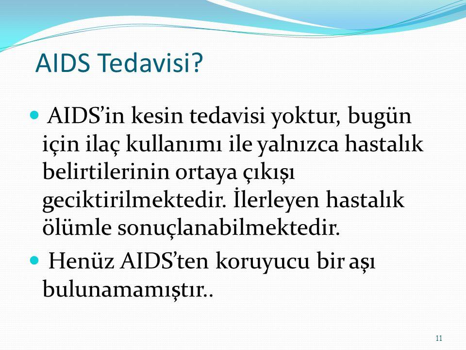 AIDS Tedavisi