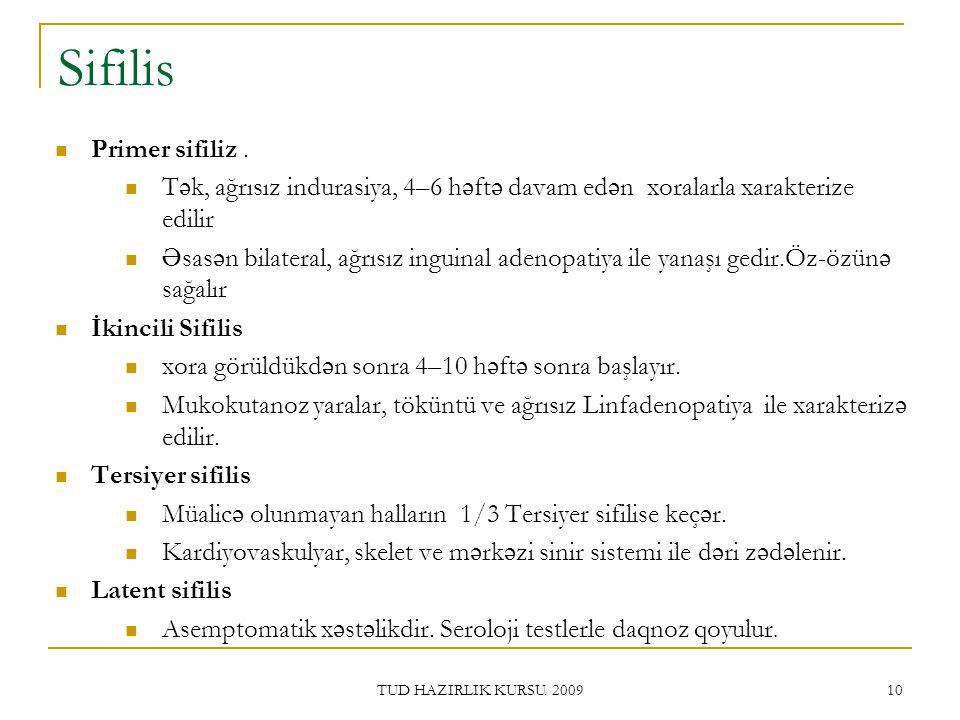 Sifilis Primer sifiliz .