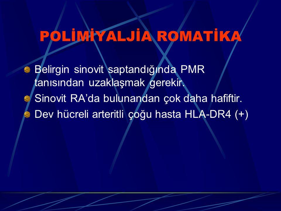 POLİMİYALJİA ROMATİKA