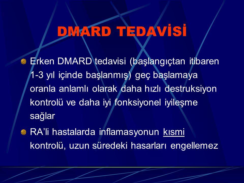 DMARD TEDAVİSİ