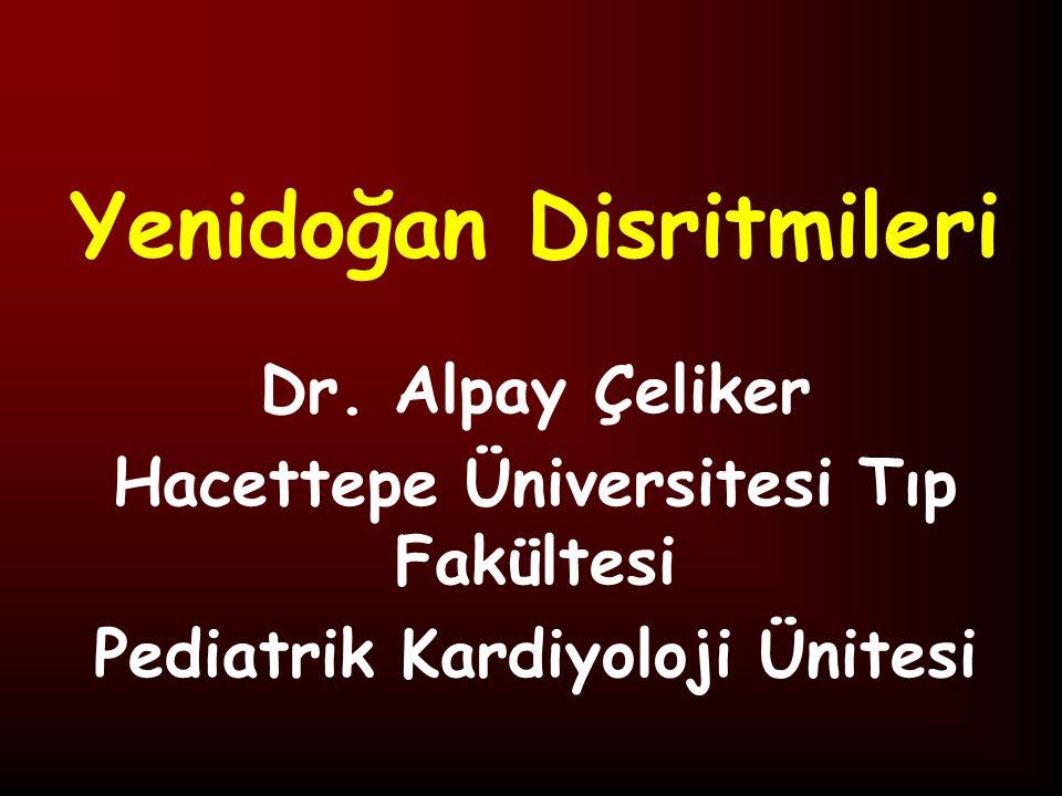 Yenidoğan Disritmileri