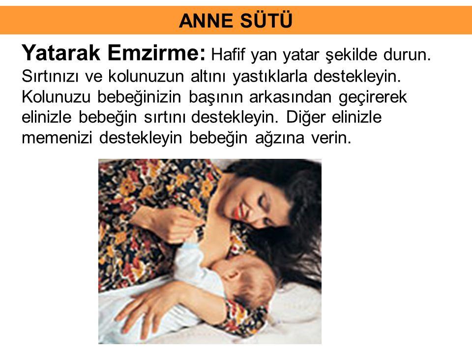 ANNE SÜTÜ.