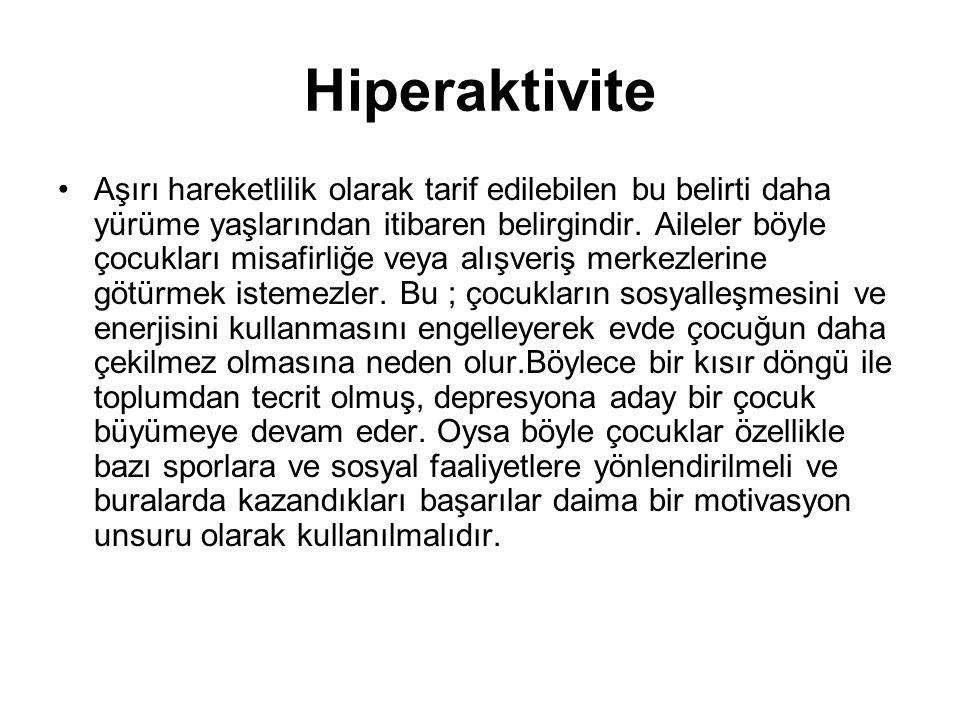 Hiperaktivite