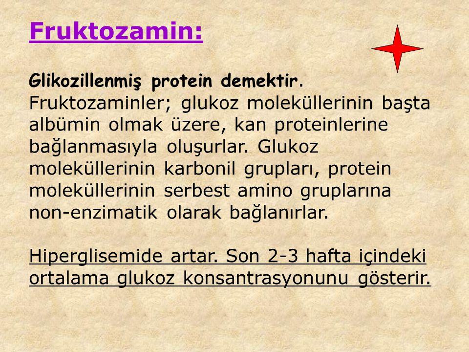 Fruktozamin: