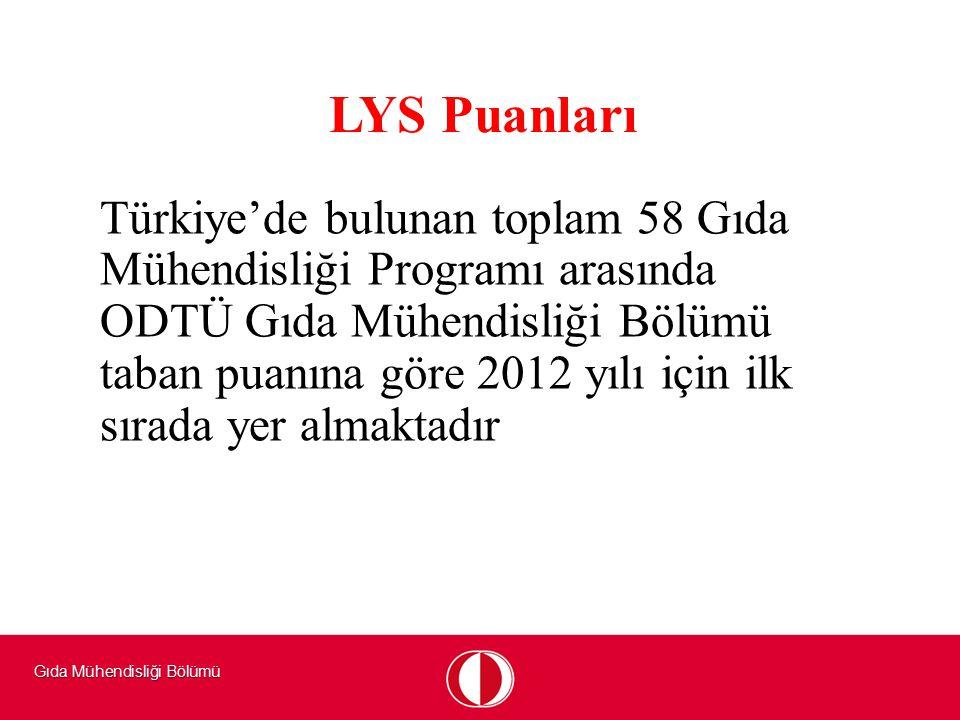 LYS Puanları
