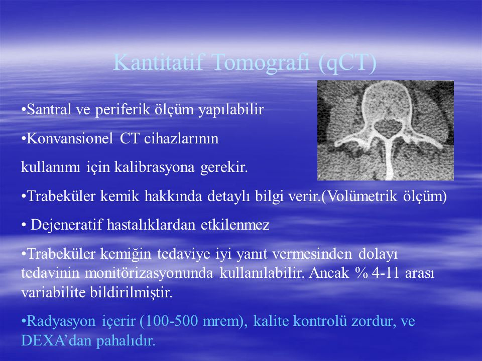 Kantitatif Tomografi (qCT)