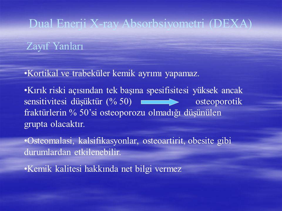 Dual Enerji X-ray Absorbsiyometri (DEXA)