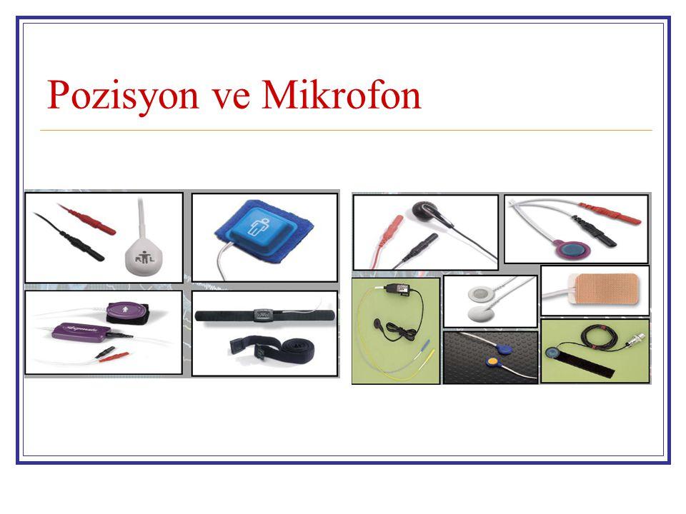 Pozisyon ve Mikrofon