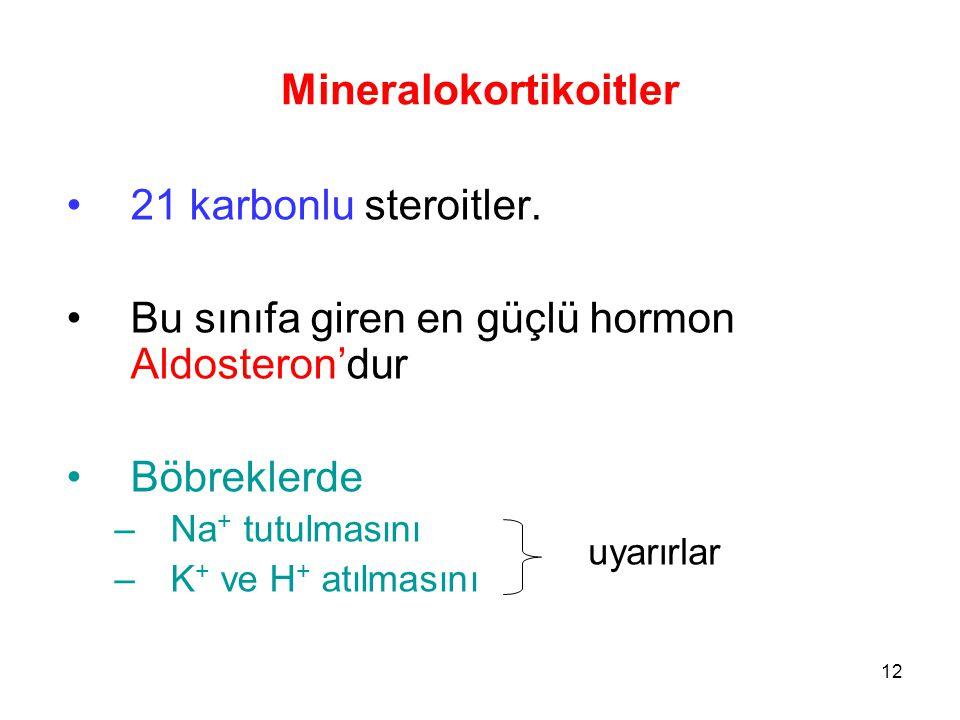 Mineralokortikoitler