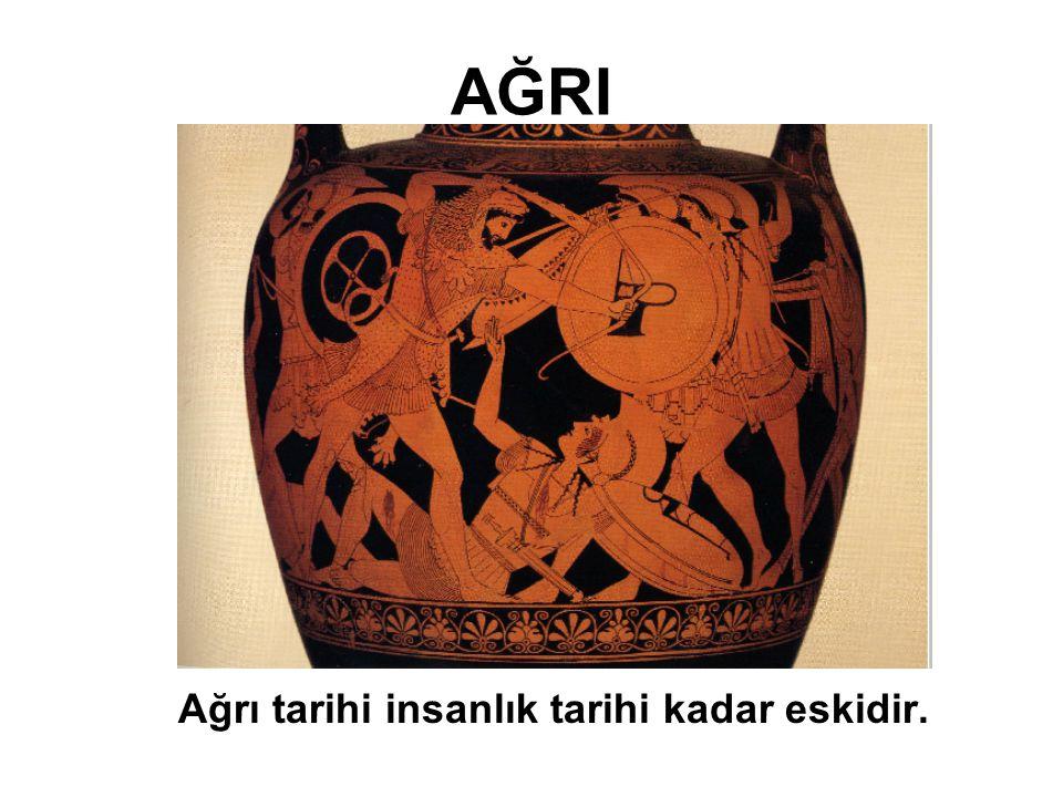 AĞRI Ağrı tarihi insanlık tarihi kadar eskidir.