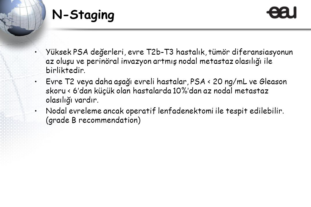 N-Staging
