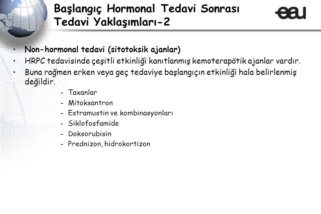 Başlangıç Hormonal Tedavi Sonrası Tedavi Yaklaşımları-2