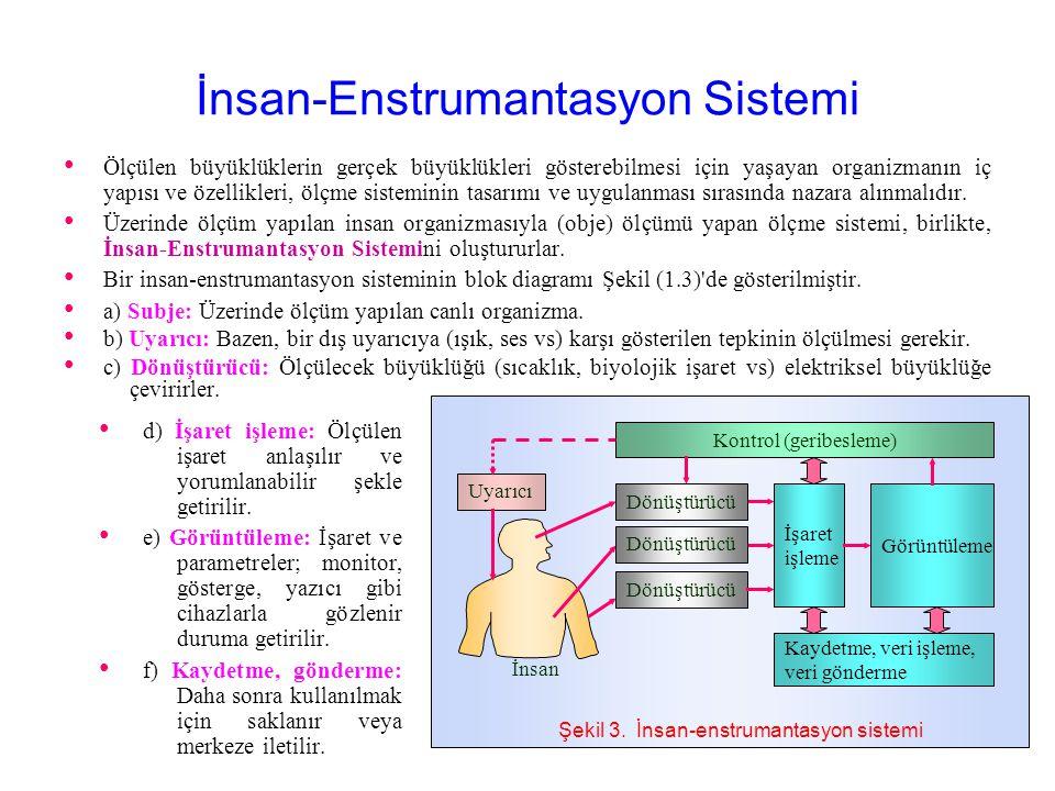 İnsan-Enstrumantasyon Sistemi
