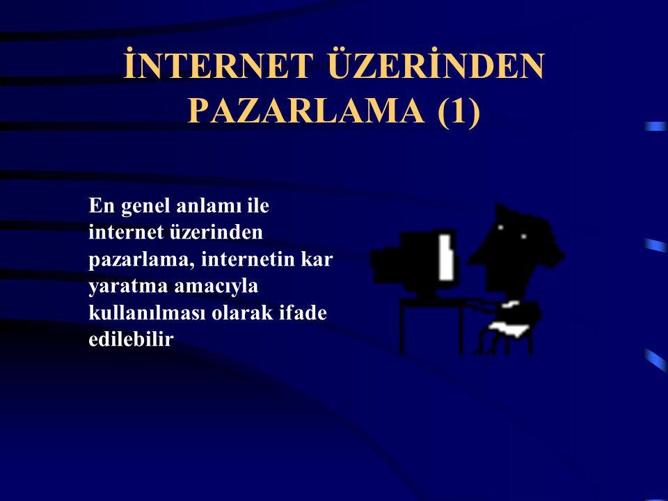 İNTERNET ÜZERİNDEN PAZARLAMA (1)