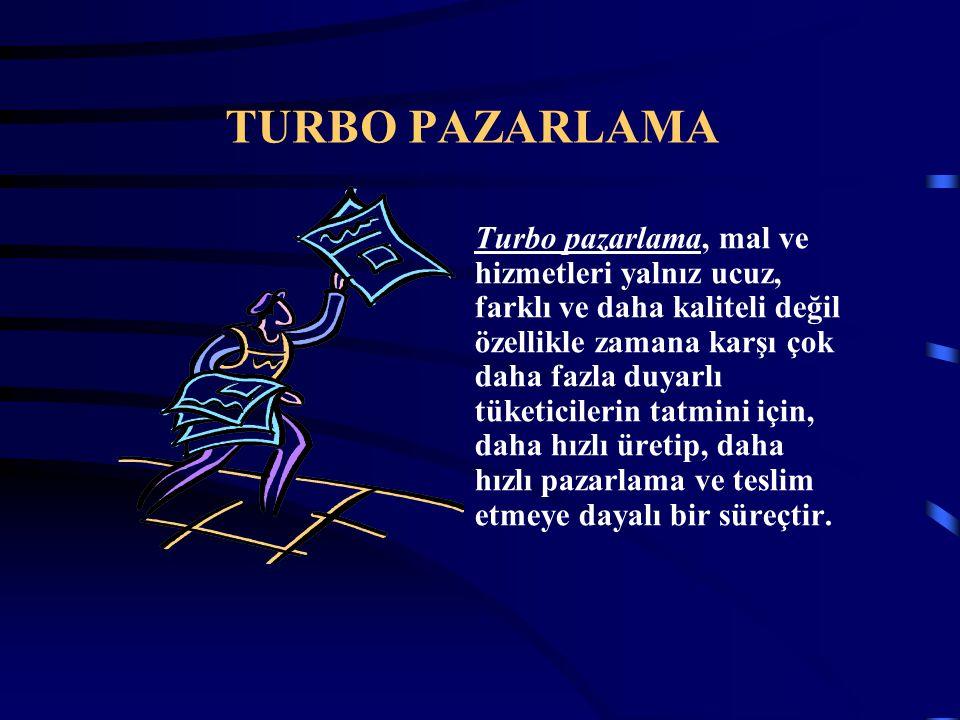 TURBO PAZARLAMA
