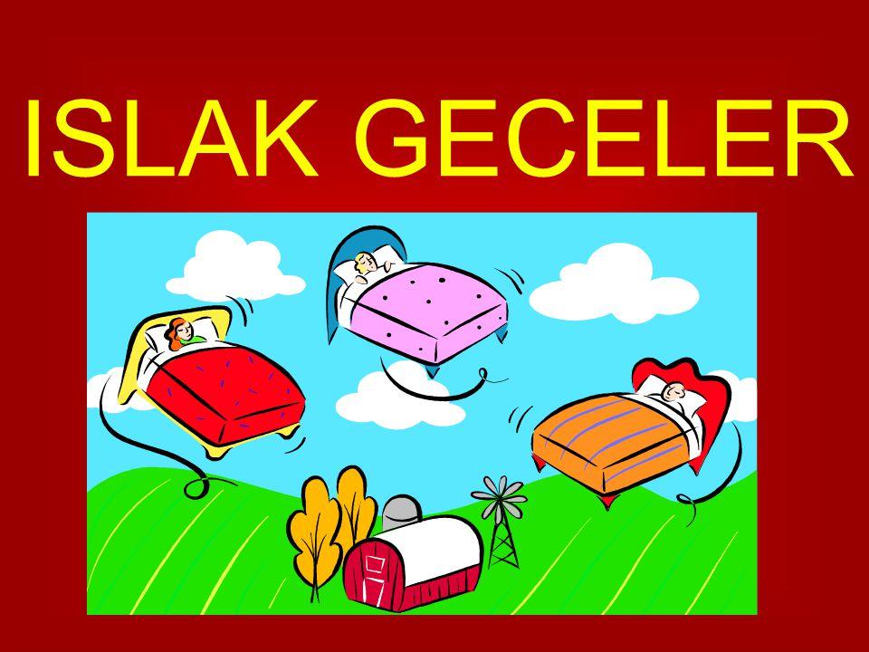 ISLAK GECELER