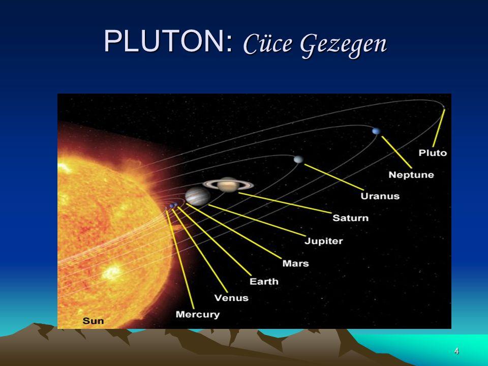 PLUTON: Cüce Gezegen