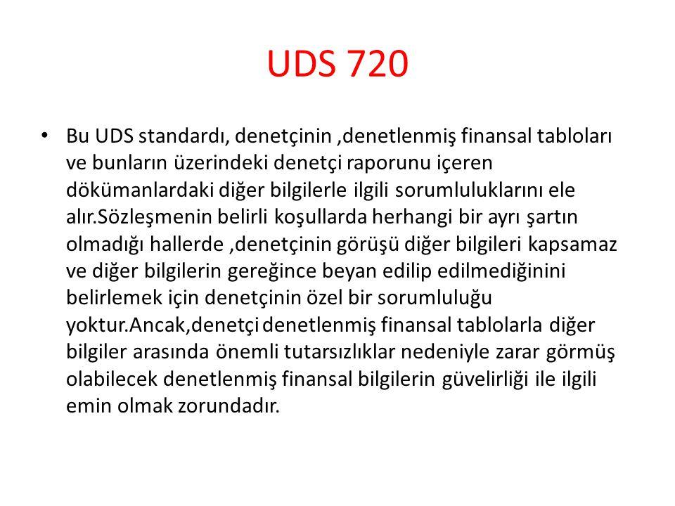 UDS 720
