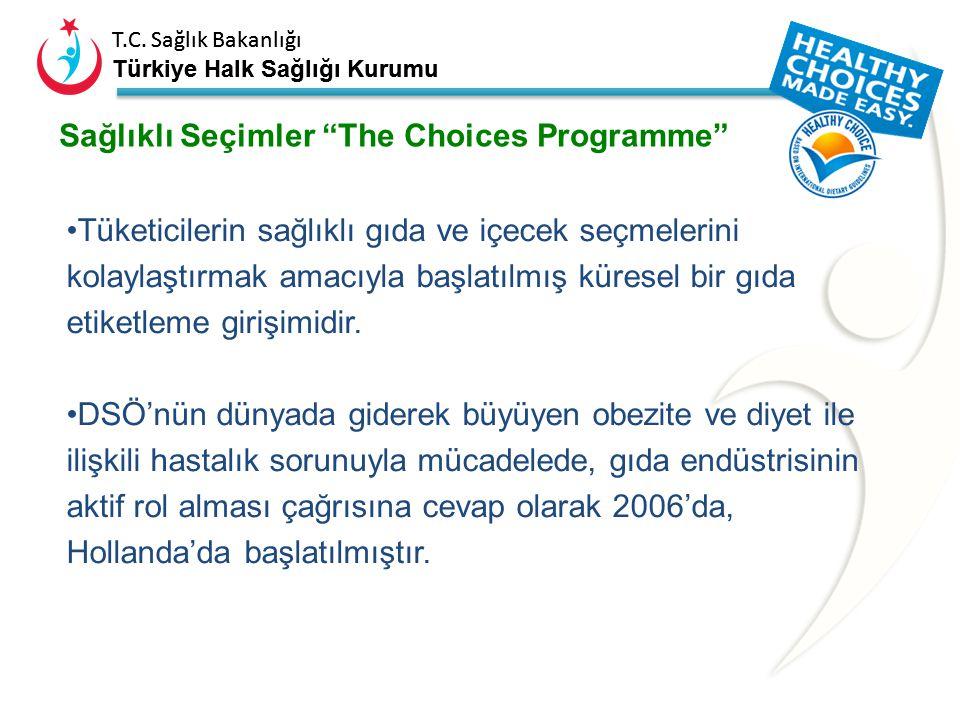 Sağlıklı Seçimler The Choices Programme