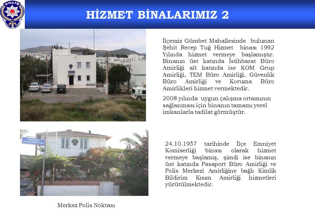 HİZMET BİNALARIMIZ 2