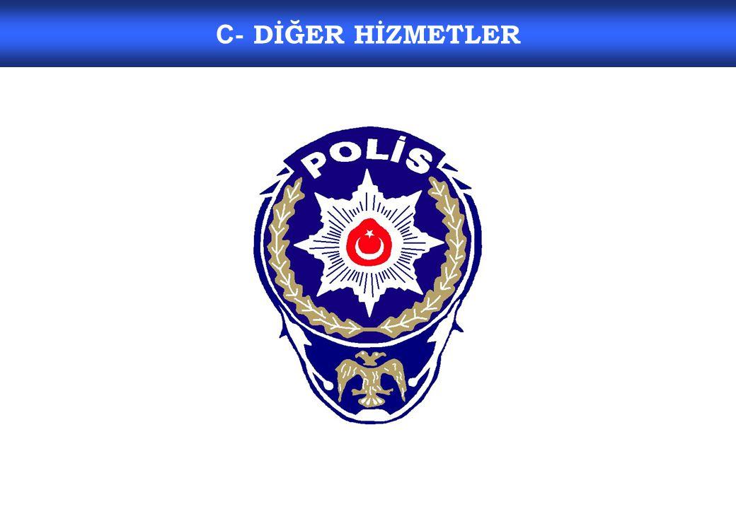 C- DİĞER HİZMETLER