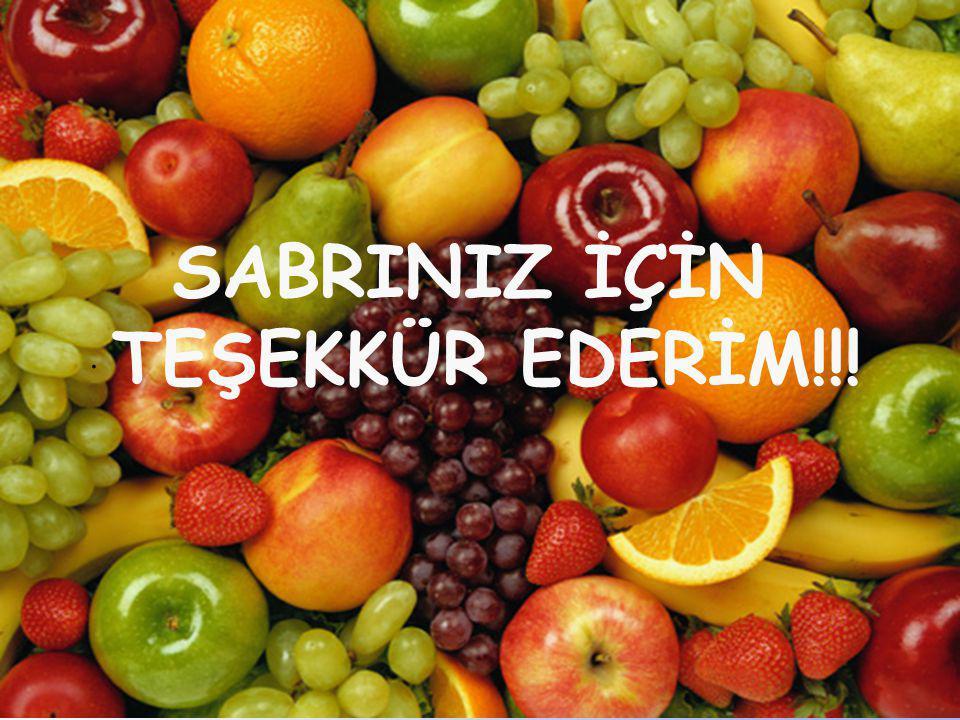SABRINIZ İÇİN TEŞEKKÜR EDERİM!!!