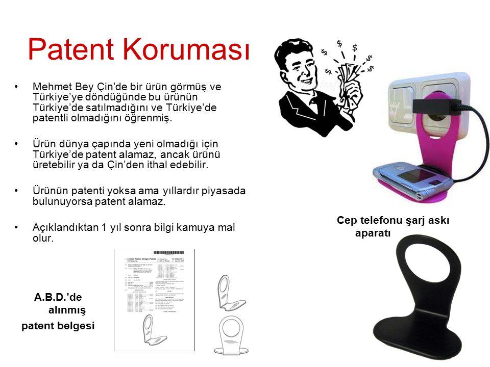 Patent Koruması