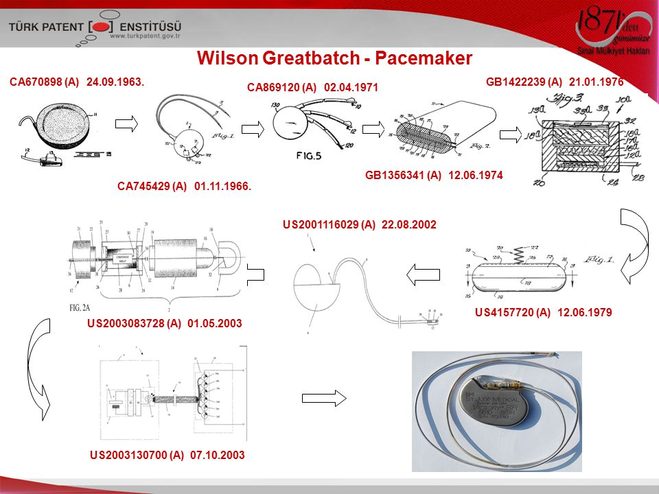 Wilson Greatbatch - Pacemaker