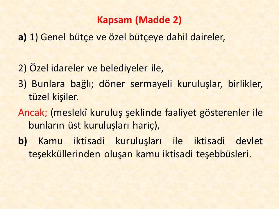 Kapsam (Madde 2)