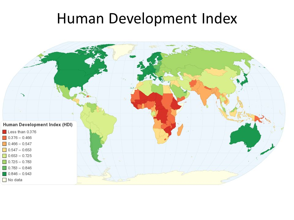 Human Development Index  Wikipedia