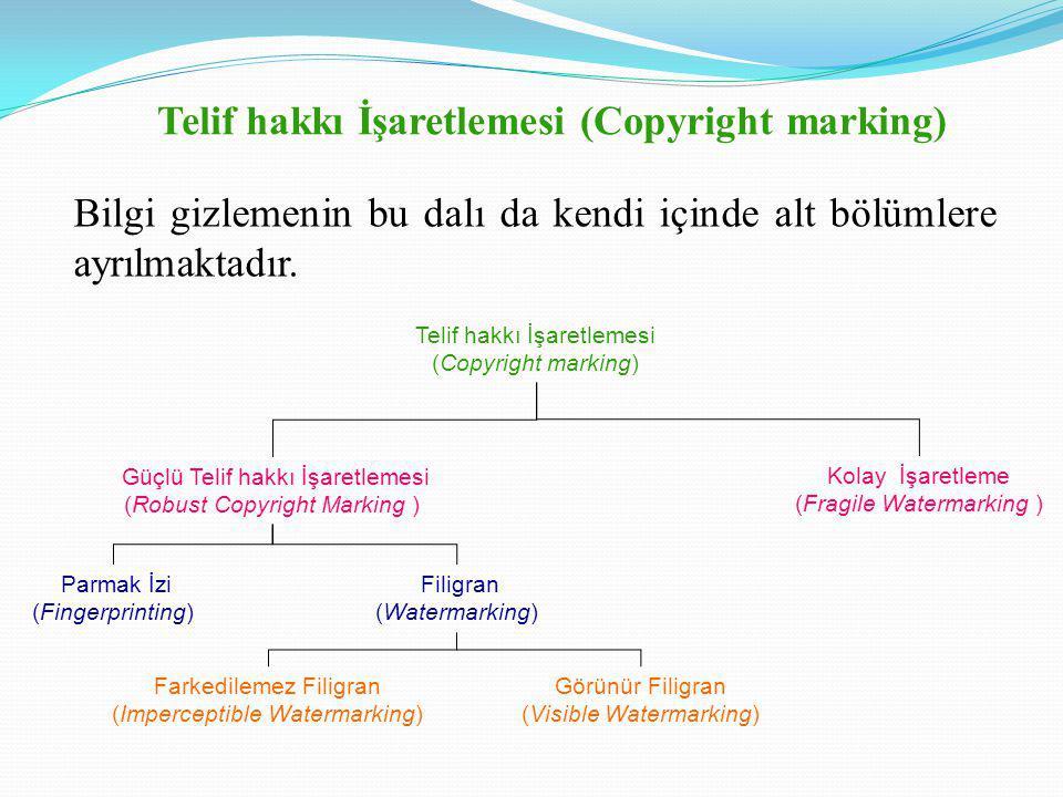 Telif hakkı İşaretlemesi (Copyright marking)