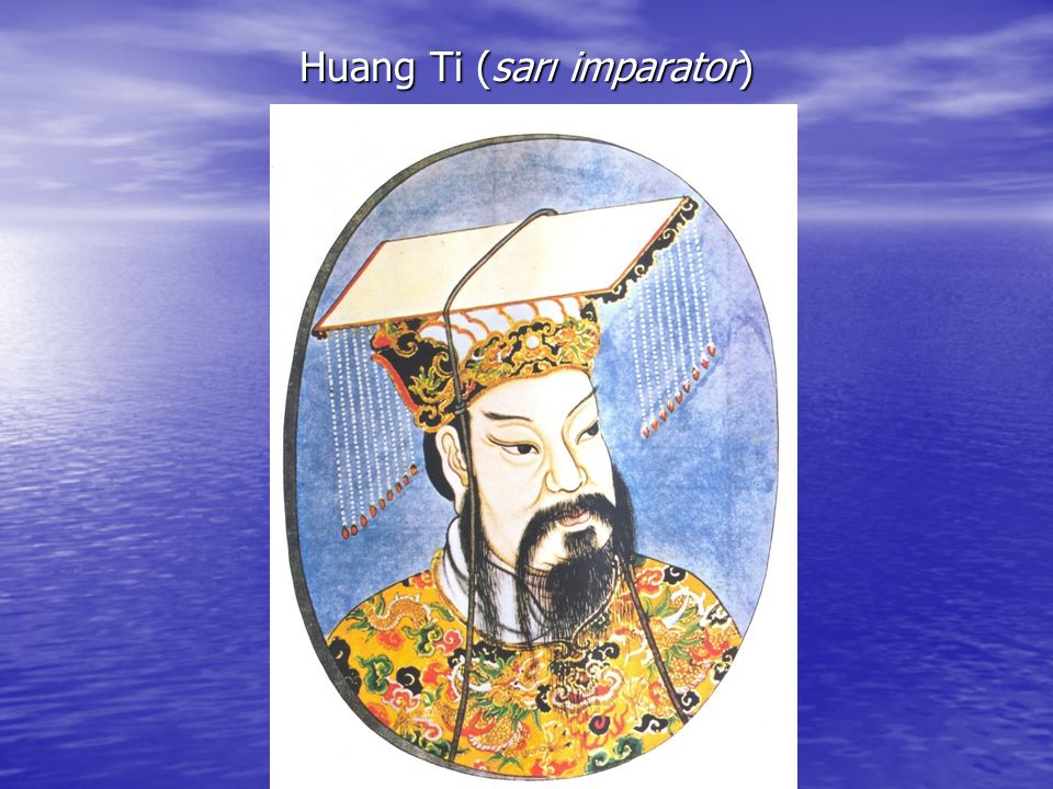 Huang Ti (sarı imparator)