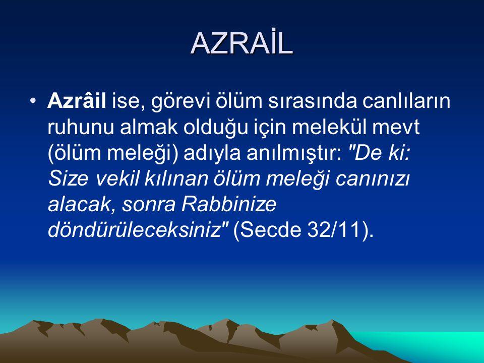 AZRAİL