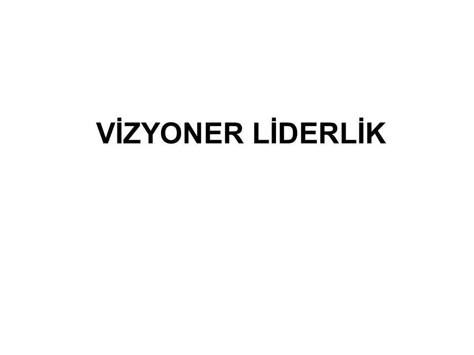 VİZYONER LİDERLİK
